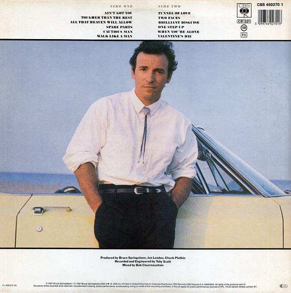 Indexbild 2 - Bruce Springsteen - Tunnel Of Love (LP, Album) Near Mint (NM or M-)- 1445475562